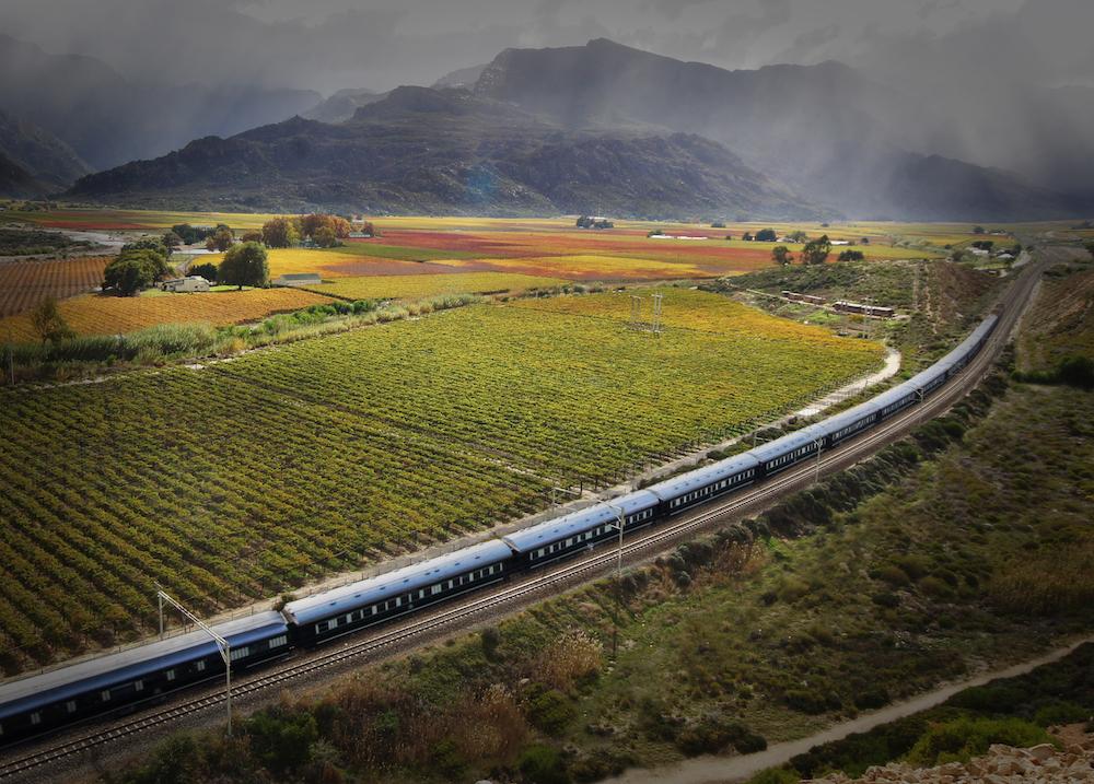 Cape Town Rovos Rail
