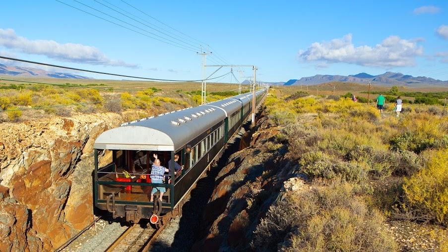 Karoo - rovos rail