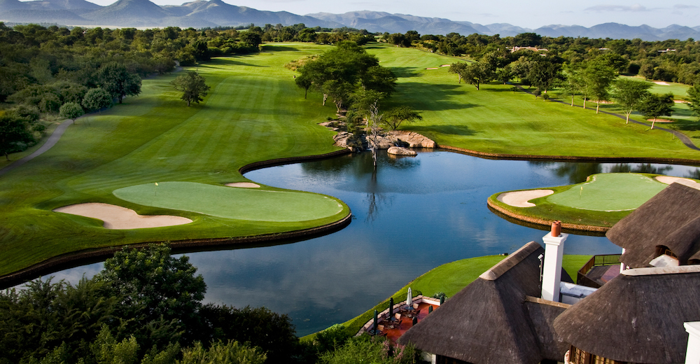 Leopard Creek, South Africa