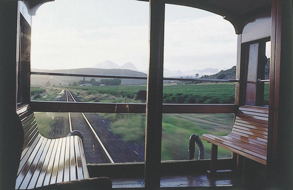 Rovos Rail observatory car