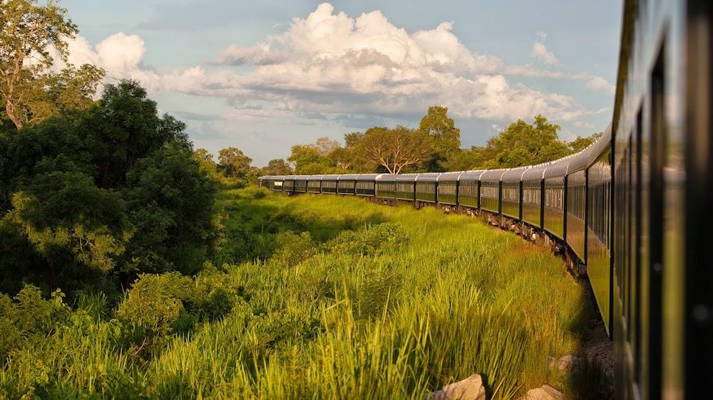 Rovos Rail, Tanzania