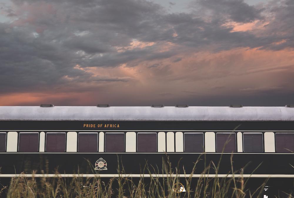 Rovos Rail coach