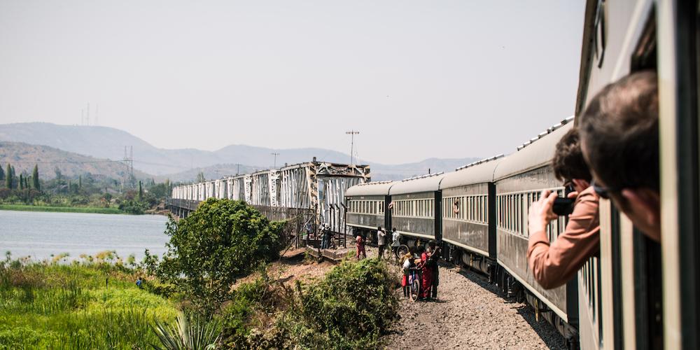 Rovos Rail, Kafue River