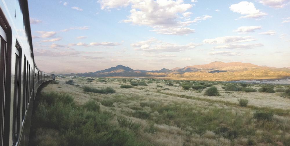 Rovos Rail Namibia Kalahari