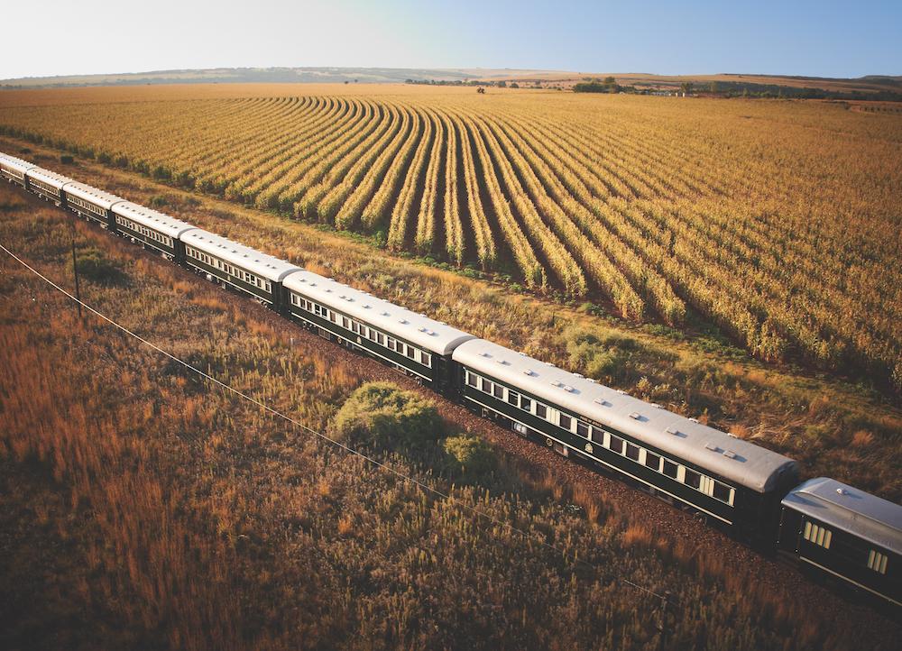 Rovos Rail to Vic Falls