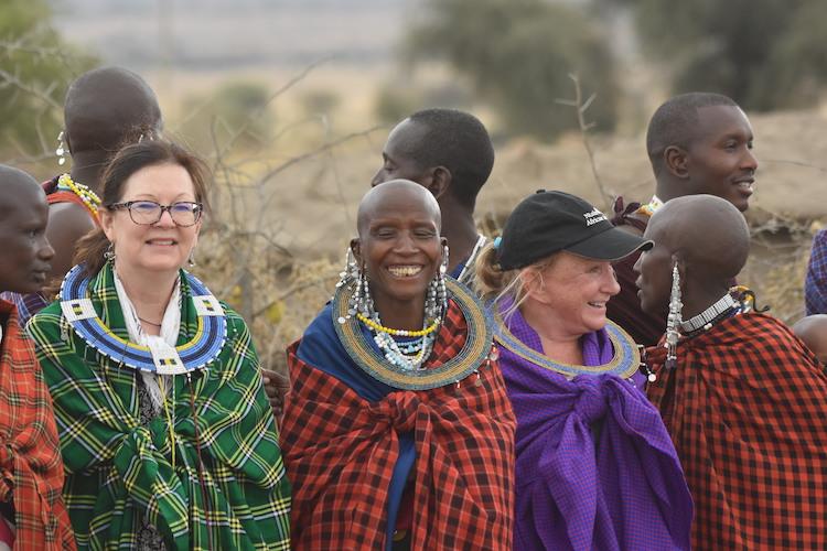 happy people, tanzania
