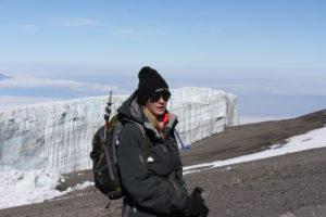 Climbing Mt. Kili