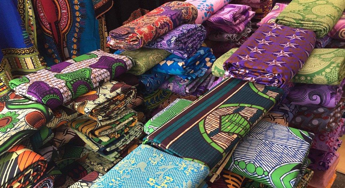 shopping in ghana