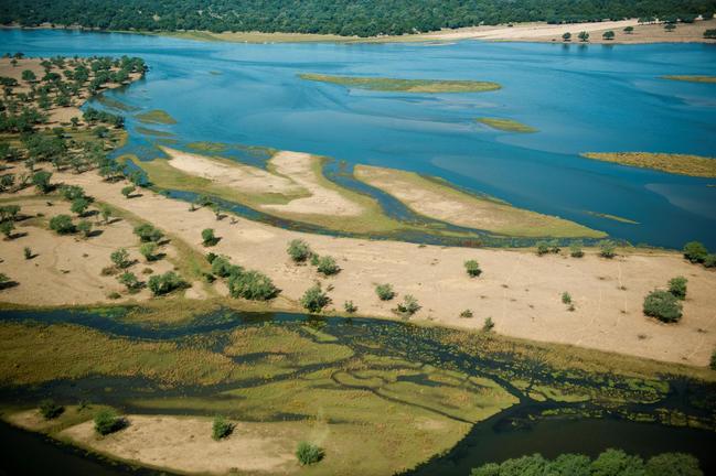 fishing trip zambia
