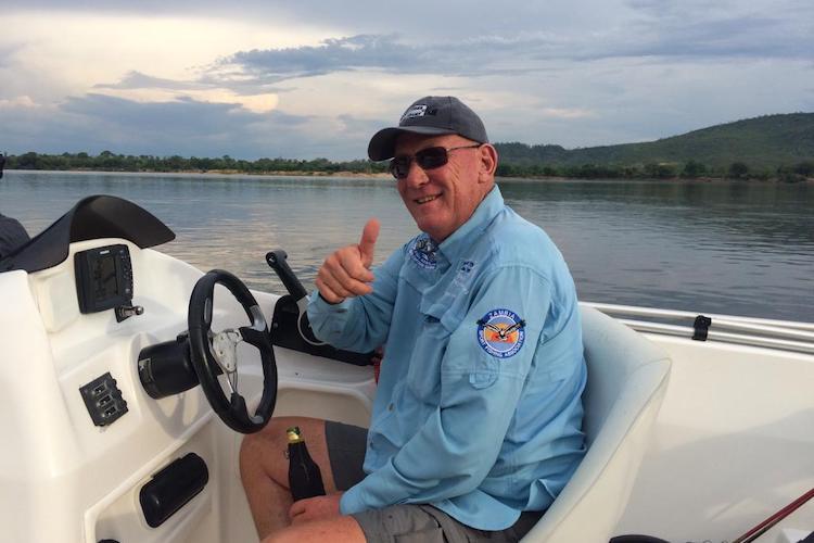 zambezi river boat