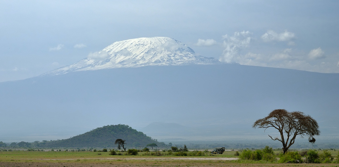 kenya during off season, mount kili