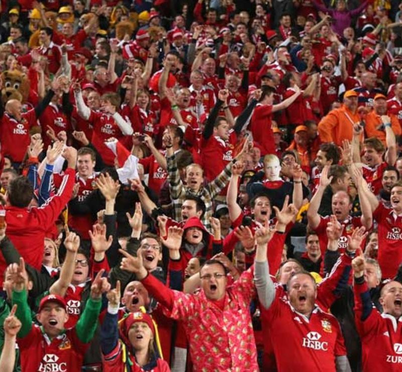 lions tour south africa
