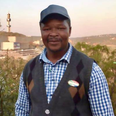 eric SA tour guide