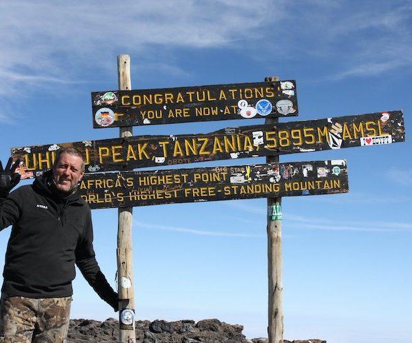 robin kilimanjaro